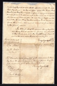 Poplar Grove Land Deed Page 3